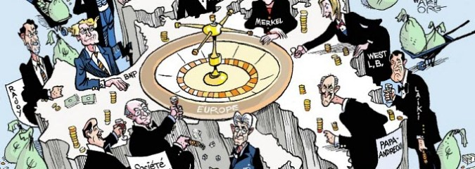 How German and French Banks Helped Bankrupt Greece