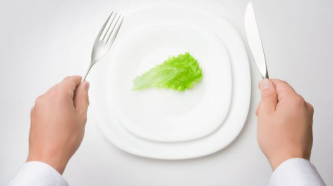 four-day low-calorie diet that mimics fasting