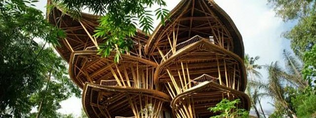 Stunning Bamboo Homes Like You've Never Seen Before