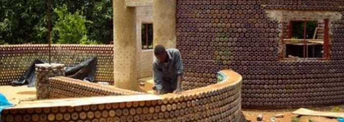 Bulletproof, Fireproof, Environmentally Friendly Homes Are Being Made From Plastic Bottles