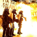 Greeks Protesting Bailout Deal Clash With Riot Police in Athens (Live Updates)