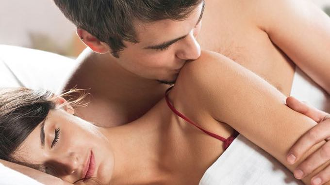 Foreplay and intercourse