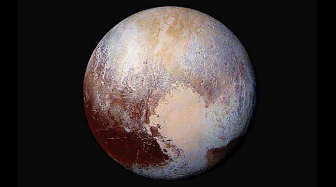 Pluto-new-color-image