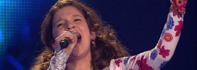 13 Year-Old Girl Sings 'Time To Say Goodbye' (So Beautifully it Will Move You To Tears)