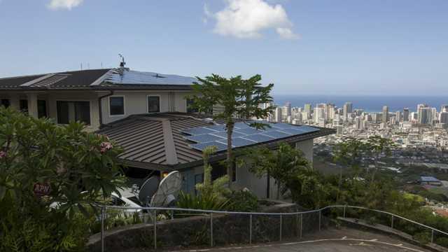Hawaii-Home--Solar-Power