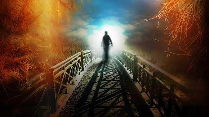 consciousness after death comp