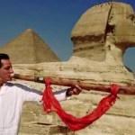 Amazing Shaman/Musician, Rafael Bejarano, Tragically Killed in Egypt (MUST SEE Video)