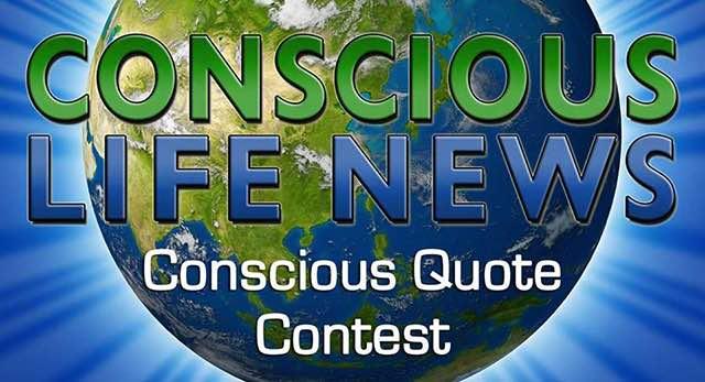 CLN Conscious Quote Contest