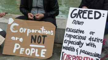 Chilling Report Reveals that Just a Handful of Mega Corporations Control the Fate of the World