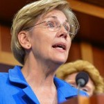 Elizabeth Warren Blasts Tax Plan as 'Giant Wet Kiss' to Corporate America