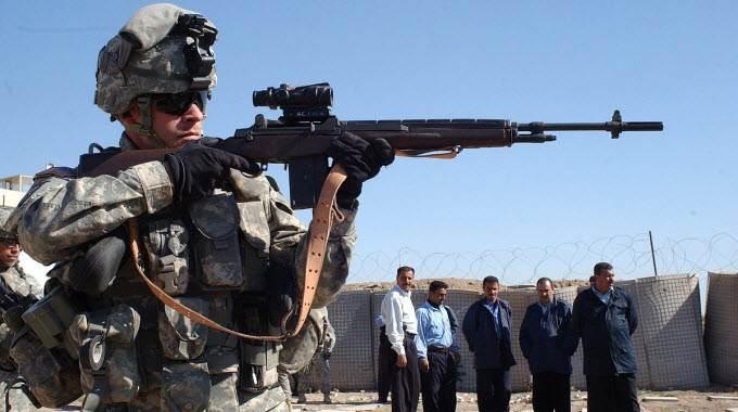 M-14_rifle_demonstration