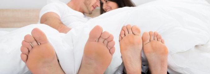 Surprising Study Shows that Couples Who Share THIS Have More (& Better!) Sex