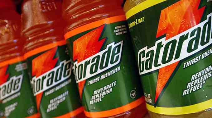GATORADE GMO
