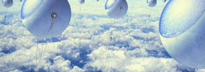 Hot Air Balloons Could Take the Solar Revolution to a Much Higher Level