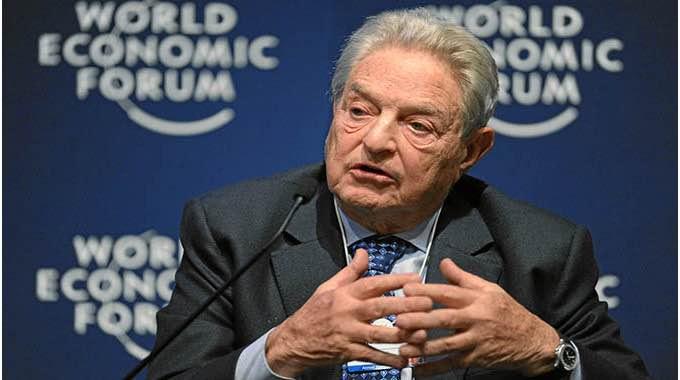 Soros in Davos GCN