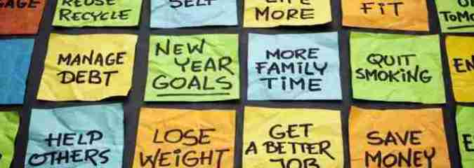 New Year, New You: How to Turn Those Resolutions into Tangible Goals