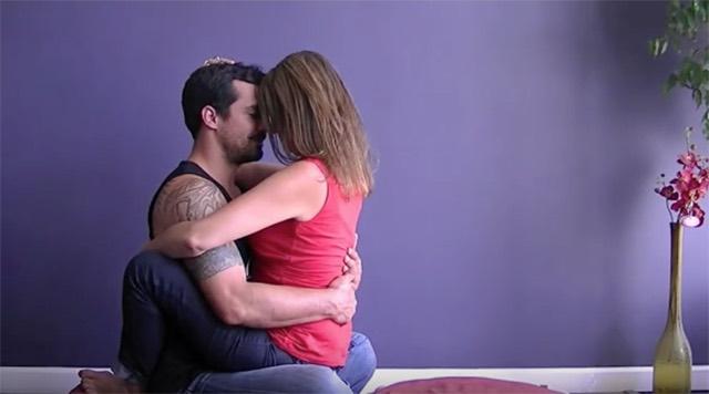 Tantric sex position photos