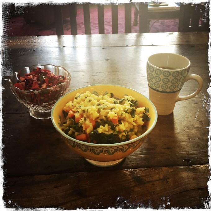 Healing Kitchari Recipe for One, Barbara Sinclair Holistic Health & Healing