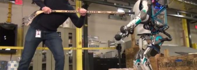 ATLAS: Next Generation of DARPA Humanoid Robot Released