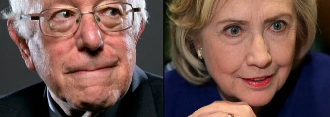 Bernie Challenges Hillary to Release Her Secret Wall Street Speeches