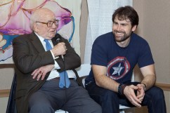 "Actor/Activist Ed Asner weighs in on what's ""Behind the Matrix"" with Sean Stone."