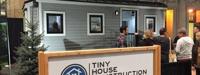 This New Tiny Home Design Makes a Big Splash at  Canadian Home Show