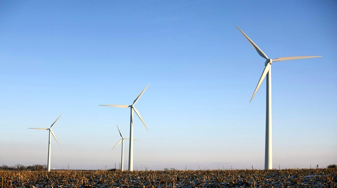 Wind Energy-compressed