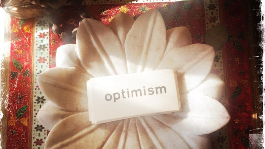 Is Optimism a Choice?