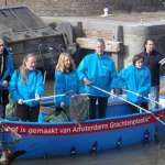 Innovative Dutch Company Fishes for Plastic and Turns It Into Boats to Fish for More Plastic