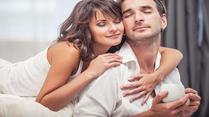 Couple showing tender love-compressed
