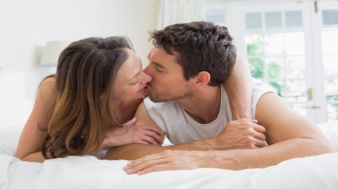 Emotionally connected couple-compressed