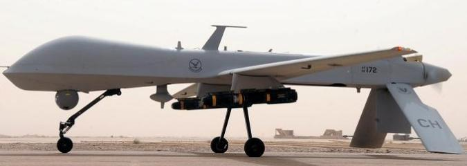 Innocent Peacemaker Begs America to Stop Trying to Kill Him with Drone Strikes
