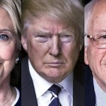 The Numerology of Hillary Clinton, Donald Trump and Bernie Sanders
