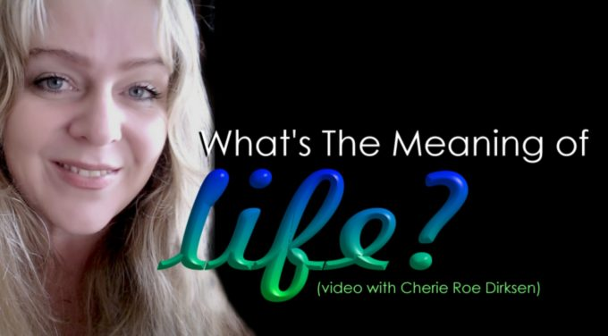 Meaning of Life CRD