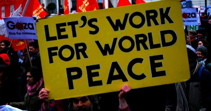 The U.S. ranks at #103 on the latest Global Peace Index. (Photo: Cleo Leng/flickr/cc)