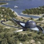 Incredible! This Eye Of Horus Home Is Entirely Self-Sufficient