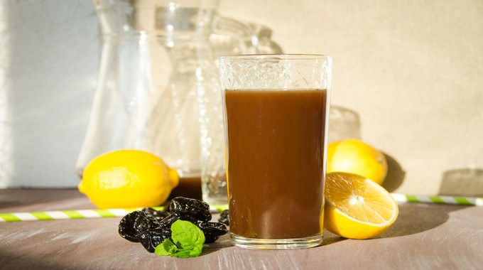 Prune Juice-compressed