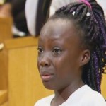 9yo Girl Makes Tearful Appeal To End Police Violence In US