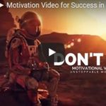 Morning Inspiration: How To Persevere Through Life (Motivational Video)