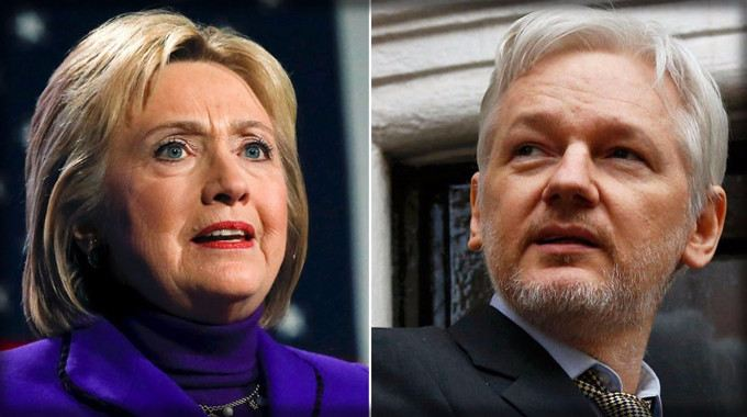 hilary-clinton-and-julian-assange-compressed