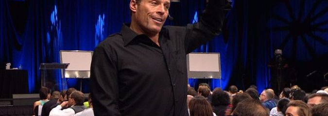 Tony Robbins: Break Free of Financial Fear — Master Your Emotions Around Money