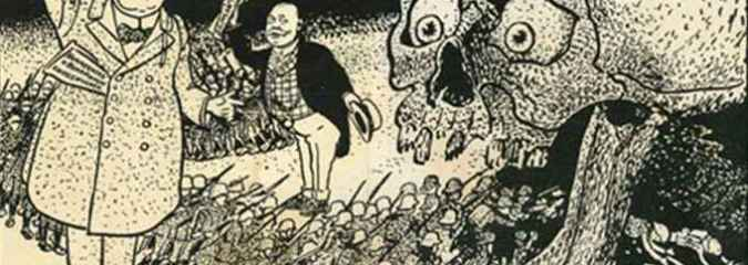 The 20 Most Sinister Psyop Leaflets of All Time