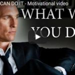 Morning Inspiration: How To Prove You Can Do It (Motivational Video)