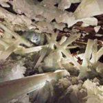 Weird Life Form Found Trapped Inside Huge Underground Crystals