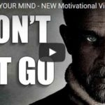 Morning Inspiration: How To Discipline Your Mind (Motivational Video)