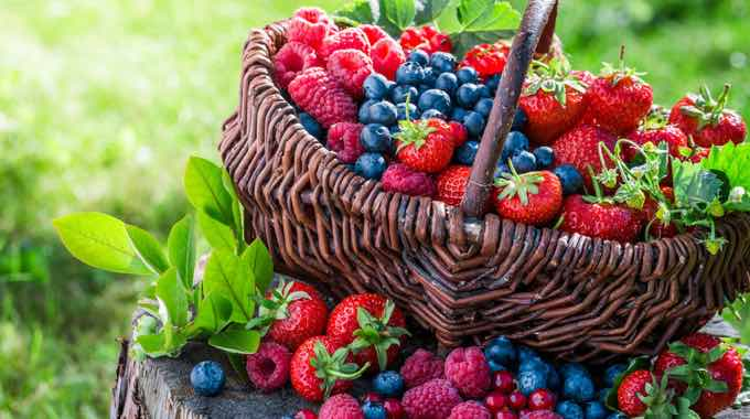 Berries for Thyroid Problems