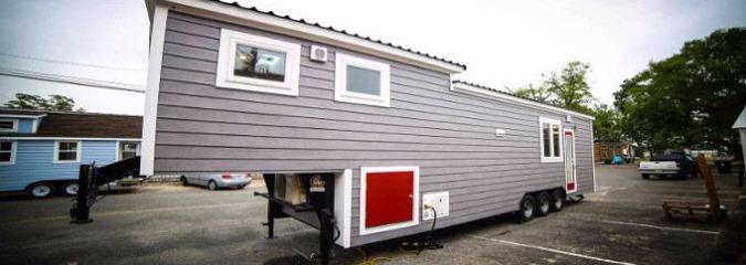 This 40ft Long Tiny House Is a Mansion on Wheels: Check It Out!