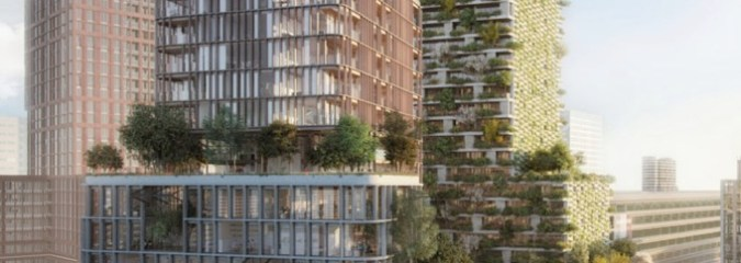 The Netherlands Unveiled Plans For Their First Vertical Forest and It Looks Awesome