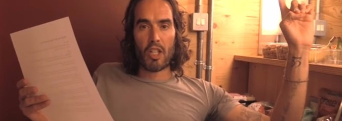 Russell Brand Weighs In on Trump's Ban of Transgender Individuals from Military Service