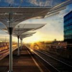 Check Out This New Invention: A Solar Canopy That Creates Shade and Filters Water Too